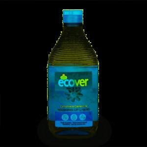 """ECOVER Detergent lichid pentru spălat vase """"Mușețel și gălbenele"""" 450 ml"""