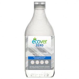 Detergent lichid pentru vase Ecover ZERO 450 ml
