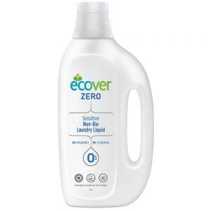 Ecover ZERO Detergent lichid antialergic pentru rufe 1,5 L