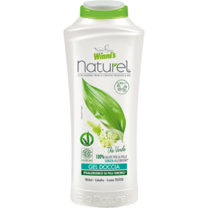 "Winni's Naturel Gel de Duș ""Ceai Verde"" 250 ml."