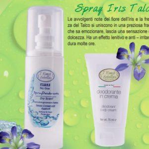 ERBORISTA Deodorant cu extract natural de Iris